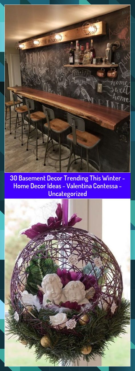30 Basement Decor Trending This Winter - Home Decor Ideas - Valentina Contessa - Uncategorized #Basement #Contessa #Decor #Home #Ideas #Trending #Valentina #Winter