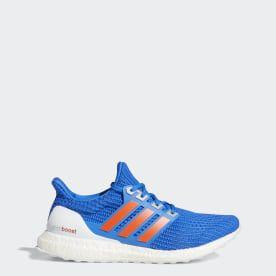 adidas Ultraboost 4.0 DNA Shoes - Blue   adidas US   Adidas ultra ...