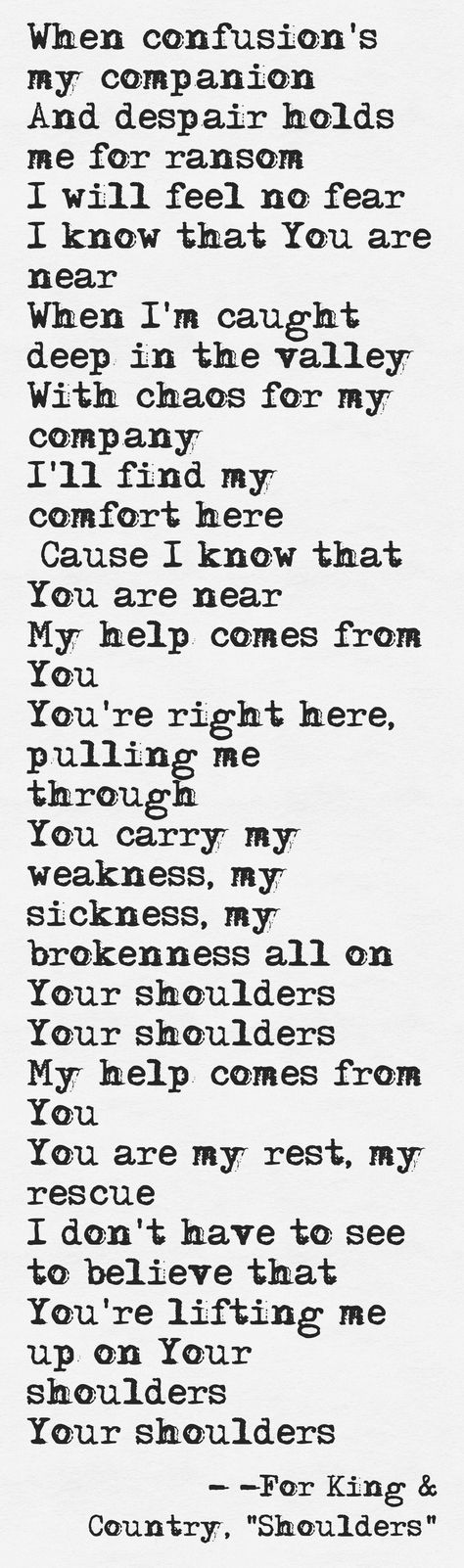 Lyric speechless lyrics israel houghton : 113 best for King and Country images on Pinterest | For king ...