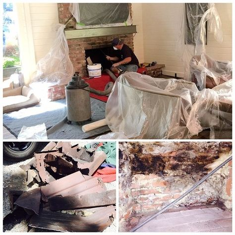I can't stress enough, when buying an older home, pay extra for a chimney inspection during your #DueDiligence period.  It gave us the knowledge to request the seller to pay for the $7,200 #Chimney inners to be rebuilt.  #FlippingVegas #RealEstate #Professional #ZumaFarms