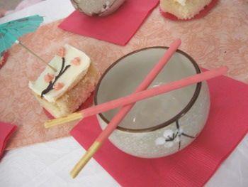 Japanese Tea Party Tea parties Teas and Birthdays