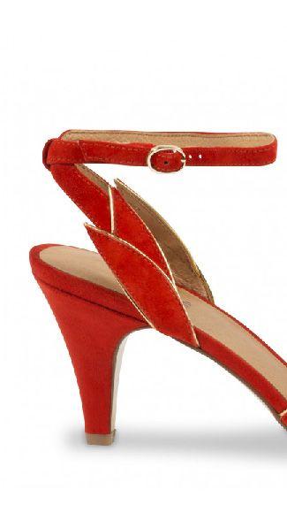 Clairon   Heels, Heeled mules, Kitten heels