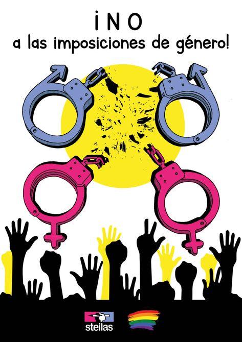 ¡NO a las imposiciones de género!