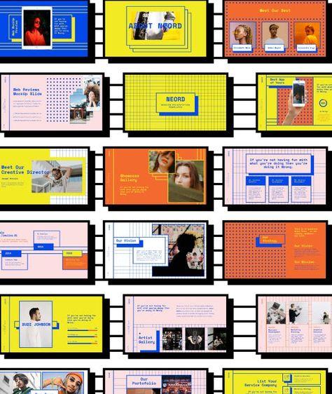 Neord-Keynote Presentation Templates