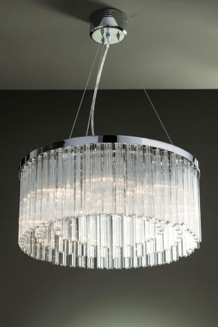 Prism 12 Light Chandelier From The Next Uk Online Lights Pinterest Chandeliers And Lighting Solutions