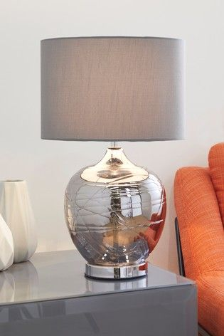 Drizzle Touch Table Lamp Table Lamps Uk Grey Table Lamps Table Lamp