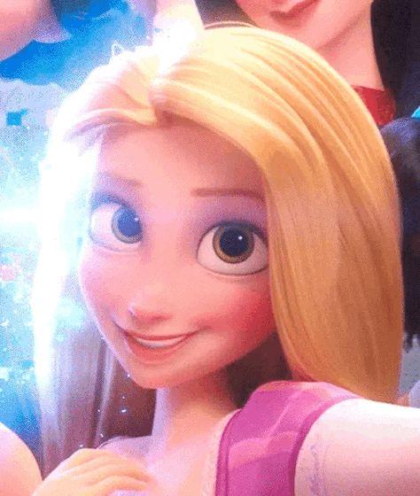 Rapunzel from Ralph Breaks the Internet