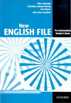 New English File Pre Intermediate Teacher S Book Fliphtml5 Teacher Books English File Learn English