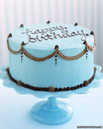 Birthday Cake With Candles Pictures Love Obey Serve BIRTHDAY - Blue cake birthday