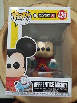 POP MICKEY MOUSE 90 YEARS 426 APPRENTICE MICKEY VINYL FIGURE