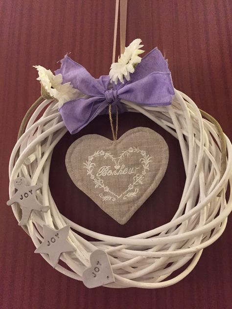San valentine 's wreath