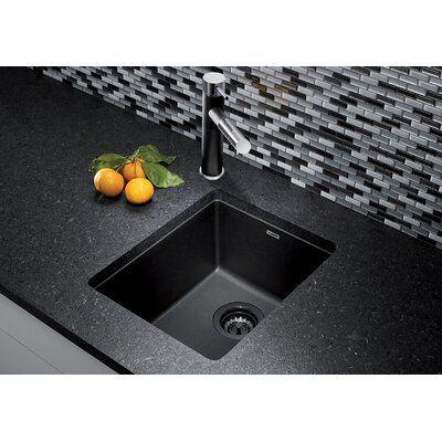 undermount bar sink