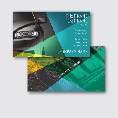 Automotive Transportation Standard Business Cards Templates Designs Page 2 Vistaprint Business Card Template Vistaprint Templates