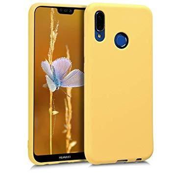 coque huawei p20 lite silicone jaune | Huawei, Phone cases, Iphone