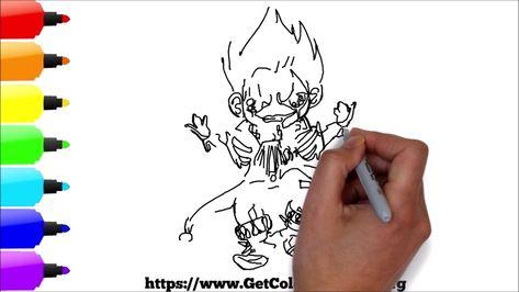 Comor Dibujar El Payaso Rojo Criminal Free Fire Drawing Tutorial