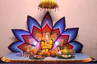 70 Best Ganpati Decoration Ideas At Home Easy Ganpati Decoration 2019 Art Articles Ganapati Decoration Eco Friendly Decor Ganesh Chaturthi Decoration,Simple 3 Bedroom House Plans With Photos