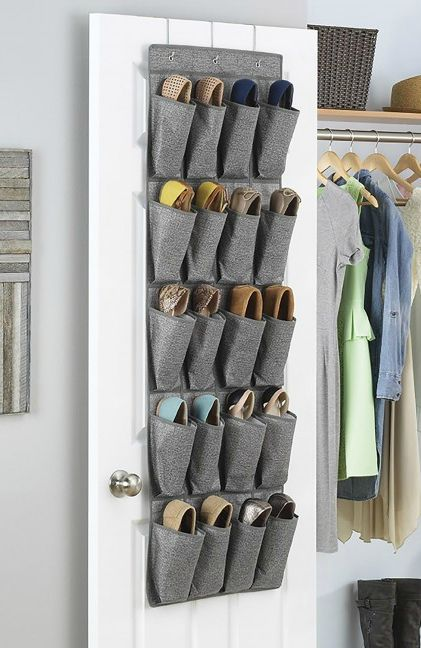 12 Brilliant Shoe Storage Ideas That Will Keep Your Footwear Organized Wall Mounted Shoe Storage Wall Mounted Shoe Rack Shoe Storage