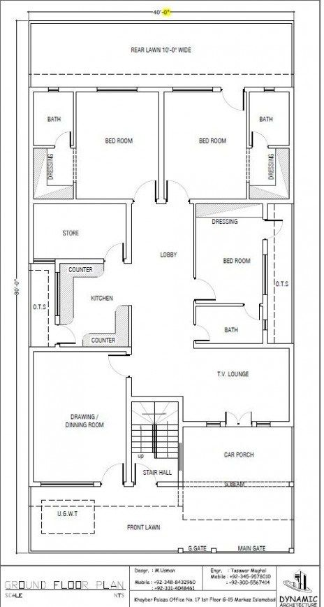 Learn All About Home Plan Drawings From This Politician Home Plan Drawings Https Ift Tt 2p8o1cu Simple House Plans 10 Marla House Plan 40x60 House Plans