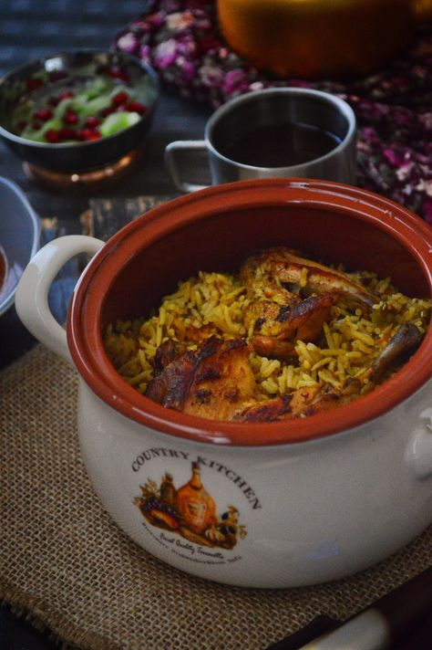 """Today i am posting a dish that is symbolic of the Kuwaiti hospitality. I am bringing to you guys the recipe of """"machboos"""". Being a resident of Kuwait, i am excited to post the recipe of…"""
