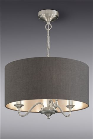 Burford 6 Light Chandelier | Chandelier lighting, Fabric