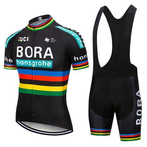 Tienda Online 2018 Bike equipo BORA hangsgrohe Ciclismo Maillot Ropa  Ciclismo bicicleta Jersey verano bicicleta Ciclismo Ropa al aire libre  Jersey hombres ... b1c08aff3420c