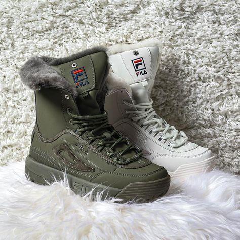 fila foot shoes