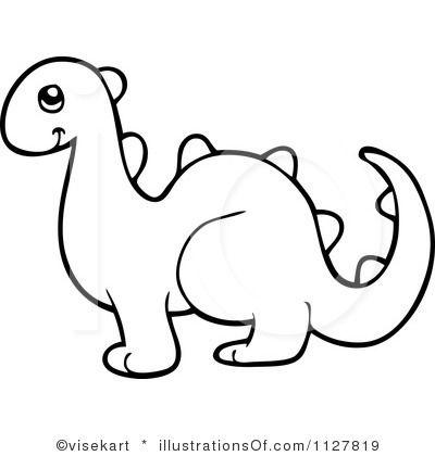 Baby Dinosaur Clipart Outline 11 Dinosaur Clip Art Dinosaur Outline Clip Art