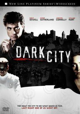 Movie Posters Dark City Good Old Movies Movie Posters