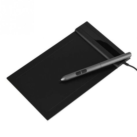 Graphic Handwriting Tablet Drawing Tablet Drawing Pen Digital Art Pad 6x4 inch