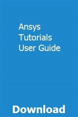 ANSYS Workbench Tutorial - Simply Supported Beam - PART 1 - YouTube