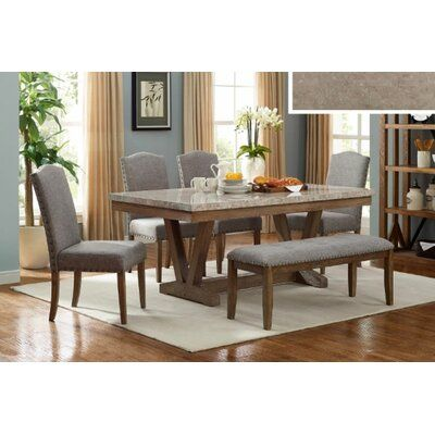 Dining Table Marble Modern Room, Marble Top Dining Room Table