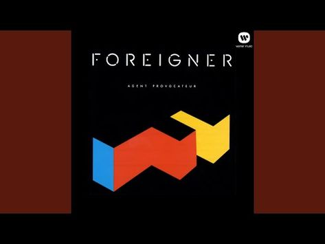 Foreigner That Was Yesterday I Have Loved This Group For As Long As I Can Remember Lou Gramm S Voice Was Just So Coo Best Old Songs What Is Love Rock Songs