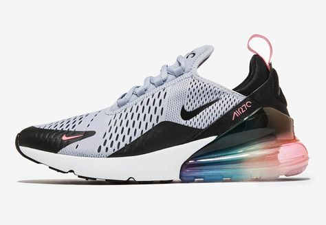 This is a FREE sneaker stencil of the Nike Air Max 270