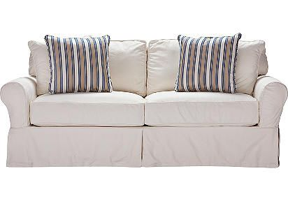 Ikea Sofa Bed Shop for a Cindy Crawford Home Beachside White Denim Sofa at Rooms To Go Find Sofas that will look great in your home and plement the rest of y u