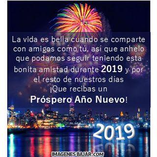 Pin En Imágenes Feliz 2019 Año Nuevo