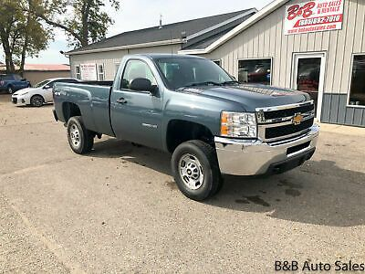 Ebay Advertisement 2012 Chevrolet Silverado 2500 Work Truck 4wd