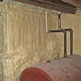 Leaking Stone Wall Foundation Stop The Water And Finish The Basement Waterproofing Basement Basement Insulation Insulating Basement Walls