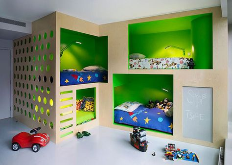 Predstavljamo vam pet maštovitih ideja za dječje sobe zbog kojih ćete poželjeti da se bar na trenutak vratiti u djetinjstvo.