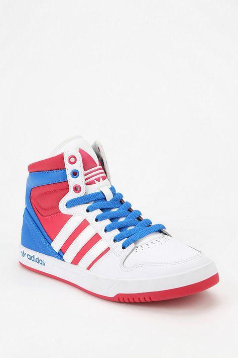 Adidas Court Attitude High top Sneakers