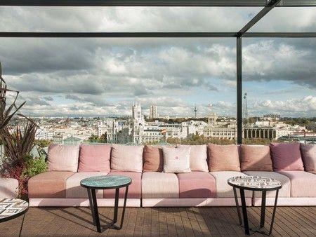 De Madrid Al Cielo Estas Son Las 23 Terrazas De Moda Y Con Mejores Vistas De Madrid Para Disfrutar Del Verano Casa Suecia Vistas Terrazas