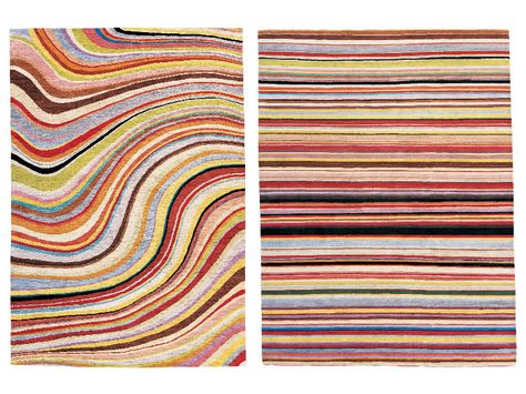 Paul Smith For The Rug Company Paris Swirl Finishes