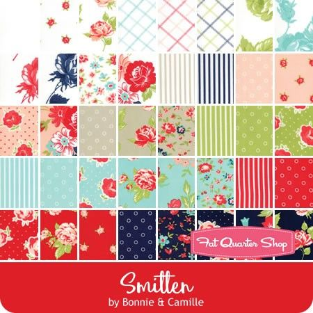 Little Snippets Quilt Day Quilt KIt by Bonnie /& Camille for Moda Fabrics