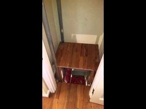 Building A Dumbwaiter Youtube House Inside Building A House Tiny House Plans