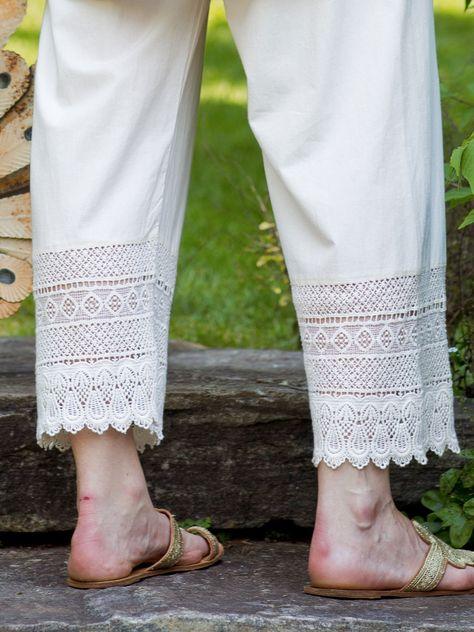 Pantaloon Ladies Pant | Ladies, Skirts & Pants :Beautiful Designs by April Cornell
