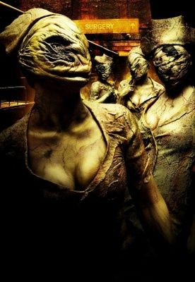 Silent Hill Poster Id 937063 Peliculas De Terror Peliculas De Miedo Enfermera De Silent Hill