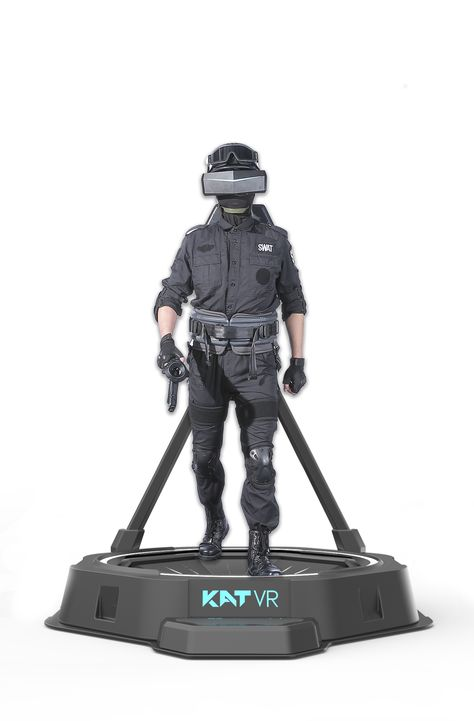KATVR - Walk into Virtual Reality