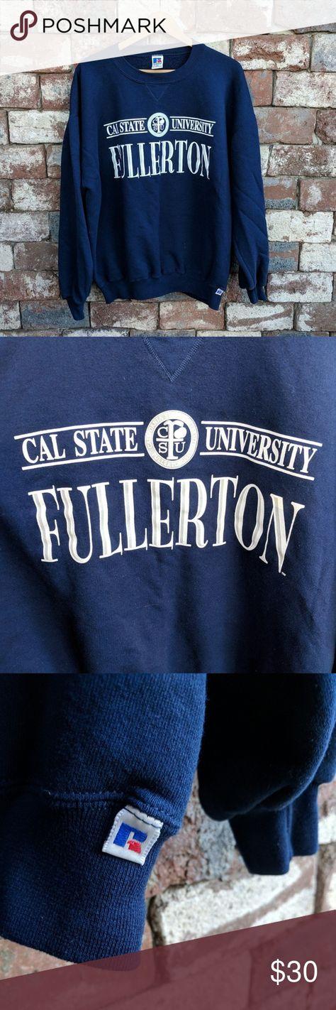 vintage Vintage Cal State Fullerton...