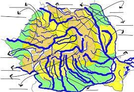 Joc De Identificare Raurile Romaniei Geography