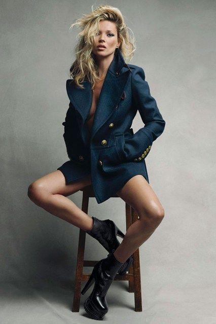 Is it winter already? @Honeyflea Prentice Prentice | Peacoats Winter Trend Piece (Vogue.com UK)