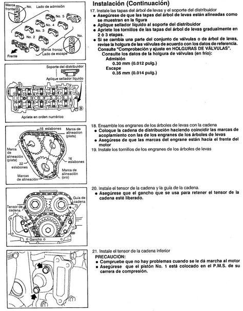 Ayuda Ga16de Motores